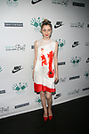 Designer Nairi Barsch Attends Unik Ernest's Edeyo Gives Hope Ball Held at the Highline Ballroom, NY