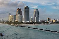 South Beach Miami Tall Condos