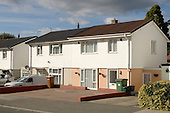 Ex-Local Authority housing individualised by owners.