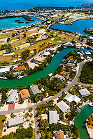 Aerial View, Florida Keys, Florida USA