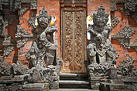 Stunning woodcarvings and stonecarvings of Batuan village temple are a visual treat and a lesson in Hindu mythology. The temple dates from around 1000 A.D. and is considered one of the oldest and most important in Bali.