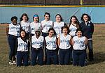 3-23-16, Skyline High School junior varsity softball team
