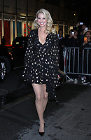 NEW YORK, NY April .19, 2017 Christie Brinkley attend Harper's Bazaar 150th Anniversary Party at the Rainbow Room in New York April 19,  2017. Credit:RW/MediaPunch