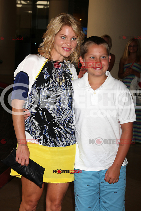 BEVERLY HILLS, CA - AUGUST 02: Candice Cameron Bure and Maks Bure at the Hallmark Channel and Hallmark Movie Channel's 2012 'TCA Summer Press Tour' on August 2, 2012 in Beverly Hills, California. &copy;&nbsp;mpi26/ MediaPunch Inc. /NortePhoto.com<br />