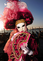 Carnival in Venice, Italy