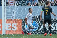 Carson, California - Sunday, May 25, 2014: The LA Galaxy defeated the Philadelphia Union 4-1 in a Major League Soccer (MLS) match at StubHub Center stadium.