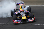 RED BULL MARK WEBBER
