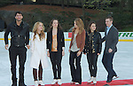 skaters at the 2012 Skating with the Stars - a benefit gala for Figure Skating in Harlem celebrating 15 years on April 2, 2012 at Central Park's Wollman Rink, New York City, New York.  (Photo by Sue Coflin/Max Photos)