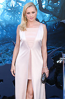 HOLLYWOOD, LOS ANGELES, CA, USA - MAY 28: Hannah New at the World Premiere Of Disney's 'Maleficent' held at the El Capitan Theatre on May 28, 2014 in Hollywood, Los Angeles, California, United States. (Photo by Xavier Collin/Celebrity Monitor)