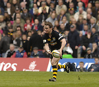 2006, Powergen Cup, Twickenham, Eoin Reddan, London Wasps vs Llanelli Scarlets, ENGLAND, 09.04.2006, 2006, © Peter Spurrier/Intersport-images.com.   [Mandatory Credit, Peter Spurier/ Intersport Images].