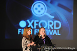 Oxford Film Festival directors Molly Fergusson and Michell Emanual at the Powerhouse on Saturday, February 6, 2010, in Oxford, Miss.