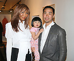 Tia Walker, Sienna Cheng and Shaokao Cheng attend Save the Eggs Benefit Cocktails 2010 hosted by Tia Walker, Peggie Walker, BoConcept Owner Shaokao Cheng & Emma Snowdon-Jones at BoConcept New York, 5/17/10
