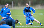 St Johnstone Training 21.10.16
