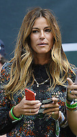 East Rutherford, NJ- Sept 11: Kelly Killeen Bensimon, Sea Louise Bensimon ,On the sides lines during the New York Jets vs Cincinnati Bengals  game at MetLife Stadium on September 11,2016 in East Rutherford, New Jersey.@John Palmer / Media Punch