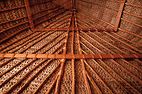 Interior Ceiling of Gift Shop, Turtle Island, Yasawa Islands, Fiji