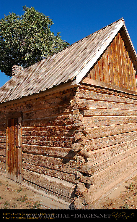Back Door, Rufus Liston Cabin, Escalante, Scenic Byway 12, Grand Staircase Escalante, Utah