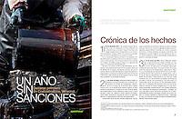 Un año sin sanciones. Greenpeace México