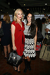 Actress Candice Accola and Actress Chloe Bridges Attend Catherine Malandrino Spring Summer 2014 Presentation (Les Voiles De Saint Tropez) Held at Mercedes Benz Fashion Week NY