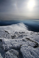 A long look at the Southern Presidentials seems almost infinite - a view that would be impossible without the blessing of the Alpine Zone...This blessing, of course, has its more devious side.