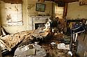 My best friend's house after Katrina