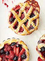 Berry Pies