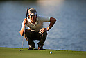 Ryo Ishikawa (JPN),.MARCH 24, 2012 - Golf :.Ryo Ishikawa of Japan lines up during the third round of the Arnold Palmer Invitational at Arnold Palmer's Bay Hill Club and Lodge in Orlando, Florida. (Photo by Thomas Anderson/AFLO)(JAPANESE NEWSPAPER OUT)