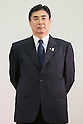 Masato Mizuno, May 29, 2012 : .The Tokyo Olympic and Paralympic Games 2020 bidding committee announced the emblem.at Tokyo Metropolitan Government Office in Tokyo, Japan. .(Photo by Yusuke Nakanishi/AFLO SPORT) [1090]