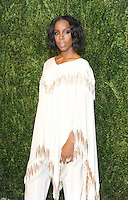 NEW YORK, NY - NOVEMBER 07: Kelly Rowland attends 13th Annual CFDA/Vogue Fashion Fund Awards at Spring Studios on November 7, 2016 in New York City. Photo by John Palmer/ MediaPunch