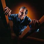 F. Warren Hellman - Chairman - Hellman & Friedman LLC: Executive portrait photographs by San Francisco - corporate and annual report - photographer Robert Houser.