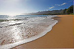 Laie Beach Park, Windward Oahu, Hawaii