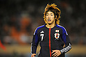 Yuki Otsu (JPN), MARCH 14, 2012 - Football / Soccer : 2012 London Olympics Asian Qualifiers Final Round Group C match between U-23 Japan 2-0 U-23 Bahrain at National Stadium in Tokyo, Japan. (Photo by Hitoshi Mochizuki/AFLO)