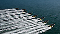080731 Solent RIB Charter Aerial