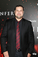 LOS ANGELES, CA - OCTOBER 25: Max Adler at  the screening of Sony Pictures Releasing's 'Inferno' held at the DGA Theater on October 25, 2016 in Los Angeles, California. Credit: David Edwards/MediaPunch