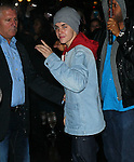 """Celebrities visit """"Late Show with David Letterman""""November 22, 2011"""