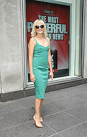 NEW YORK, NY-June 29: Malin Akerman  at FOX NEWS to talk  about the new season of Showtime series Billions  in New York. NY June 29, 2016. Credit:RW/MediaPunch