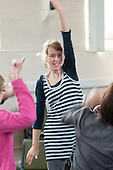 Movement & Music, Learning Support group,  Adult Learning Centre, Guildford, Surrey.