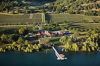 Ceago Vinegarden (fornmer now private estate), Nice, Lake County, California