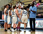 1-24-17, Skyline High School vs Tecumseh High School girl's JV basketball