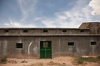 Maximum security prison Manhera, Somaliland.