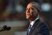 DNC 2012 Barack Obama