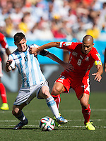 Argentina vs Switzerland, July 1, 2014