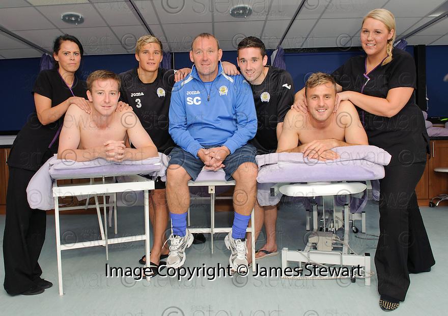 Queen of the South Massage   James Stewart