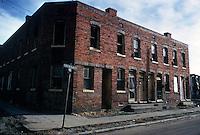1974 August ..Redevelopment.Huntersville 1&2 (R-70)..CHICAZOLA STREET..NEG#.NRHA# 2080..