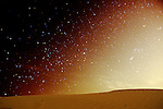 Star and Desert Sand