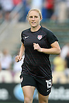 18 May 2011: Rachel Buehler (USA). The United States Women's National Team defeated the Japan Women's National Team 2-0 at WakeMed Stadium in Cary, North Carolina as part of preparations for the 2011 Women's World Cup.