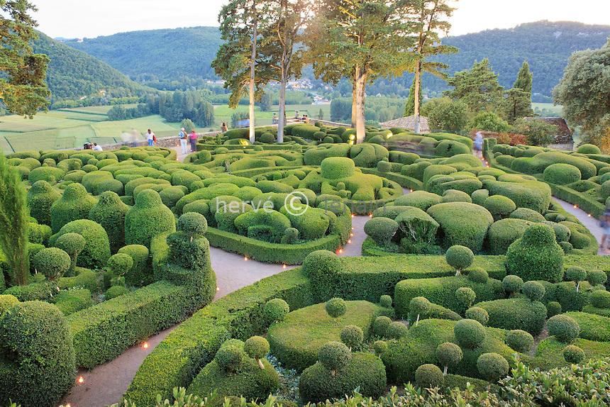 Les jardins de marqueyssac herv lenain - Les jardins de marqueyssac ...