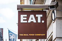 EAT. Sandwich Shop Sign - Aug 2013.