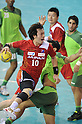 Kishigawa Hidenori (JPN), OCTOBER 31, 2011 - Handball : Hidenori Kishigawa of Japan plays during the Asian Men's Qualification for the London 2012 Olympic Games semifinal match between Japan 22-21 Saudi Arabia in Seoul, South Korea.  (Photo by Takahisa Hirano/AFLO)