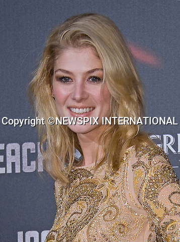 "ROSAMUND PIKE.attends the 'Jack Reacher' premiere at the Callao Cinema, Madrid_13/12/2012.Mandatory Credit Photo: ©NEWSPIX INTERNATIONAL..**ALL FEES PAYABLE TO: ""NEWSPIX INTERNATIONAL""**..IMMEDIATE CONFIRMATION OF USAGE REQUIRED:.Newspix International, 31 Chinnery Hill, Bishop's Stortford, ENGLAND CM23 3PS.Tel:+441279 324672  ; Fax: +441279656877.Mobile:  07775681153.e-mail: info@newspixinternational.co.uk"