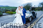 Natasha Scanlon and Adam Newstead were married at the Church of the Sacred Heart, AnnaScaul by Fr. Jerry Keane on Friday 18th November 2016 with a reception at Ballyroe Heights Hotel